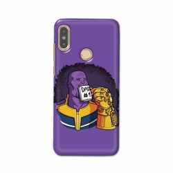 Buy Xiaomi Redmi Note 5 Pro Dad No. 1 Mobile Phone Covers Online at Craftingcrow.com