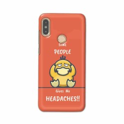 Buy Xiaomi Redmi Note 5 Pro Headaches Mobile Phone Covers Online at Craftingcrow.com