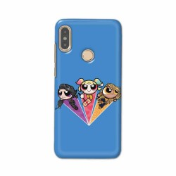 Buy Xiaomi Redmi Note 5 Pro Powerpuff Birds Mobile Phone Covers Online at Craftingcrow.com