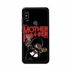 Buy Xiaomi Redmi Note 6 Pro Bad Bro Mobile Phone Covers Online at Craftingcrow.com