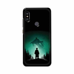 Buy Xiaomi Redmi Note 6 Pro Dark Creature Mobile Phone Covers Online at Craftingcrow.com
