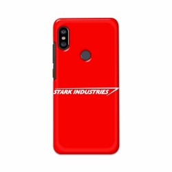 Buy Xiaomi Redmi Note 6 Pro Stark Industries Mobile Phone Covers Online at Craftingcrow.com