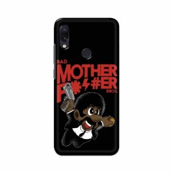 Buy Xiaomi Redmi Note 7 Bad Bro Mobile Phone Covers Online at Craftingcrow.com