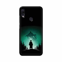 Buy Xiaomi Redmi Note 7 Dark Creature Mobile Phone Covers Online at Craftingcrow.com