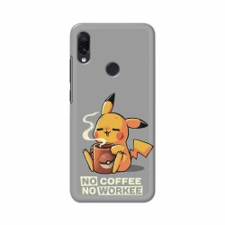 Buy Xiaomi Redmi Note 7 No Coffee No Workee Mobile Phone Covers Online at Craftingcrow.com