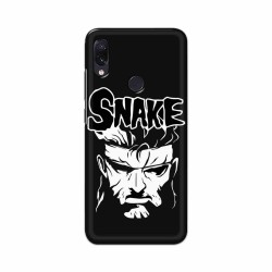 Buy Xiaomi Redmi Note 7 Snake Mobile Phone Covers Online at Craftingcrow.com
