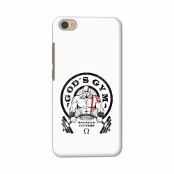 Buy Xiaomi Redmi Y1 Lite Gods Gym Mobile Phone Covers Online at Craftingcrow.com