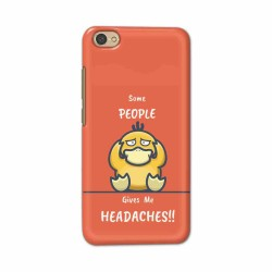 Buy Xiaomi Redmi Y1 Lite Headaches Mobile Phone Covers Online at Craftingcrow.com