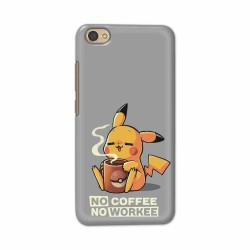 Buy Xiaomi Redmi Y1 Lite No Coffee No Workee Mobile Phone Covers Online at Craftingcrow.com