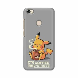 Buy Xiaomi Redmi Y1 No Coffee No Workee Mobile Phone Covers Online at Craftingcrow.com