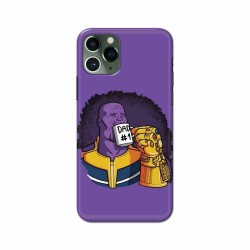 Buy Apple Iphone 11 Pro Max Dad No. 1 Mobile Phone Covers Online at Craftingcrow.com