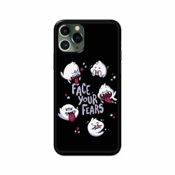 Buy Apple Iphone 11 Pro Max Face Your Fears Mobile Phone Covers Online at Craftingcrow.com