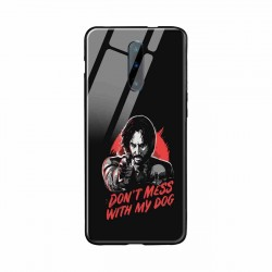 Buy One Plus 7 Pro Dont Mess With my Dog  Mobile Phone Covers Online at Craftingcrow.com