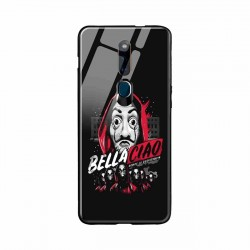 Buy Oppo F11 Bella Ciao  Mobile Phone Covers Online at Craftingcrow.com