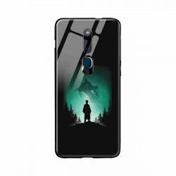 Buy Oppo F11 Dark Creature  Mobile Phone Covers Online at Craftingcrow.com