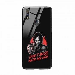 Buy Oppo Realme 3 Pro Dont Mess With my Dog  Mobile Phone Covers Online at Craftingcrow.com