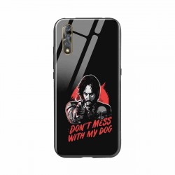 Buy Vivo S1 Dont Mess With my Dog  Mobile Phone Covers Online at Craftingcrow.com