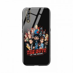 Buy Vivo S1 The Boys  Mobile Phone Covers Online at Craftingcrow.com
