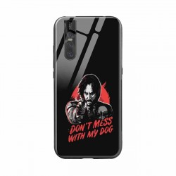 Buy Vivo V15 Pro Dont Mess With my Dog  Mobile Phone Covers Online at Craftingcrow.com