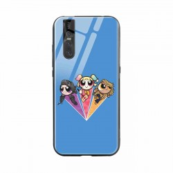 Buy Vivo V15 Pro Power Puff Birds  Mobile Phone Covers Online at Craftingcrow.com
