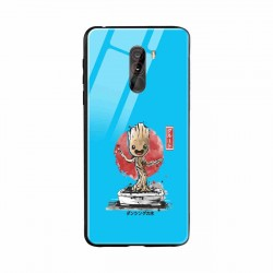 Buy Xiaomi Poco F1 Bonsai Groot  Mobile Phone Covers Online at Craftingcrow.com