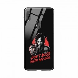 Buy Xiaomi Redmi Note 7 Dont Mess With my Dog  Mobile Phone Covers Online at Craftingcrow.com