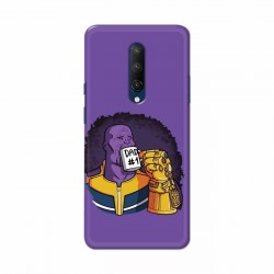 Buy One Plus 7T Pro Dad No 1 Mobile Phone Covers Online at Craftingcrow.com