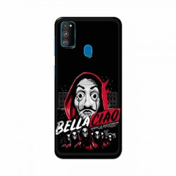 Buy Galaxy M30s Bella Ciao Mobile Phone Covers Online at Craftingcrow.com