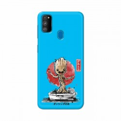 Buy Galaxy M30s Bonsai Groot Mobile Phone Covers Online at Craftingcrow.com