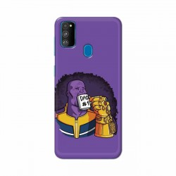 Buy Galaxy M30s Dad No 1 Mobile Phone Covers Online at Craftingcrow.com
