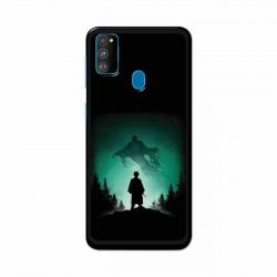 Buy Galaxy M30s Dark Creature Mobile Phone Covers Online at Craftingcrow.com