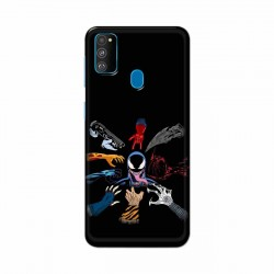 Buy Galaxy M30s Venom Wick Mobile Phone Covers Online at Craftingcrow.com