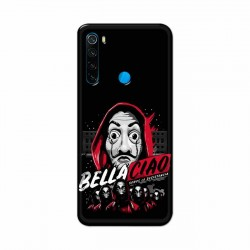 Buy Redmi Note 8 Bella Ciao Mobile Phone Covers Online at Craftingcrow.com