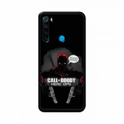 Buy Redmi Note 8 Call of Doody Mobile Phone Covers Online at Craftingcrow.com