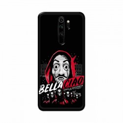 Buy Redmi Note 8 Pro Bella Ciao Mobile Phone Covers Online at Craftingcrow.com