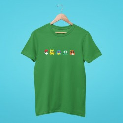 Buy Pokeman t-shirts Online at Craftingcrow.com