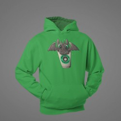 Buy Dragon Coffee Hoodies Online at Craftingcrow.com