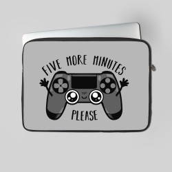 Buy Five More Minutes Laptop Sleeves Online at Craftingcrow.com