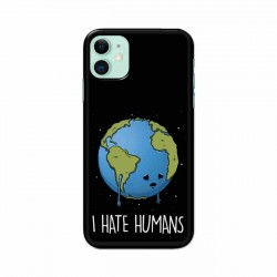 Buy Apple Iphone 11 I Hate Humans Mobile Phone Covers Online at Craftingcrow.com
