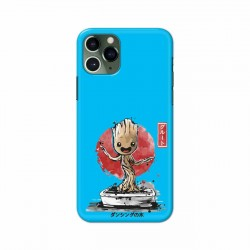 Buy Apple Iphone 11 Pro Bonsai Groot Mobile Phone Covers Online at Craftingcrow.com