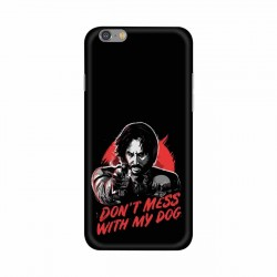 Buy Apple Iphone 6 Dont Mess With my Dog Mobile Phone Covers Online at Craftingcrow.com