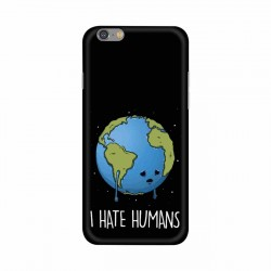 Buy Apple Iphone 6 I Hate Humans Mobile Phone Covers Online at Craftingcrow.com