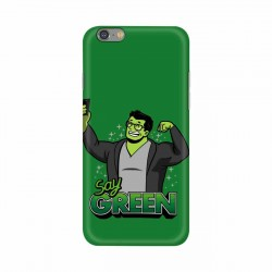 Buy Apple Iphone 6 Say Green Mobile Phone Covers Online at Craftingcrow.com