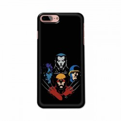 Buy Apple Iphone 7 Plus Mutant Rhapsody Mobile Phone Covers Online at Craftingcrow.com