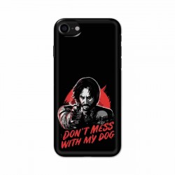 Buy Apple Iphone 8 Dont Mess With my Dog Mobile Phone Covers Online at Craftingcrow.com