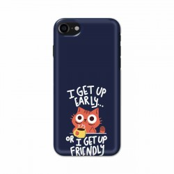 Buy Apple Iphone 8 Morning Cat Mobile Phone Covers Online at Craftingcrow.com