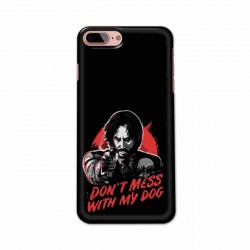 Buy Apple Iphone 8 Plus Dont Mess With my Dog Mobile Phone Covers Online at Craftingcrow.com