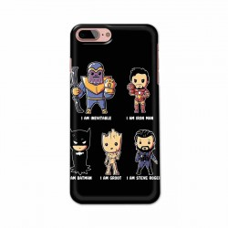 Buy Apple Iphone 8 Plus I am Everyone Mobile Phone Covers Online at Craftingcrow.com