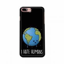 Buy Apple Iphone 8 Plus I Hate Humans Mobile Phone Covers Online at Craftingcrow.com