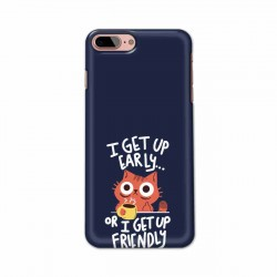 Buy Apple Iphone 8 Plus Morning Cat Mobile Phone Covers Online at Craftingcrow.com